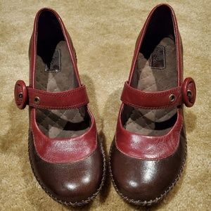 Indigo Heels